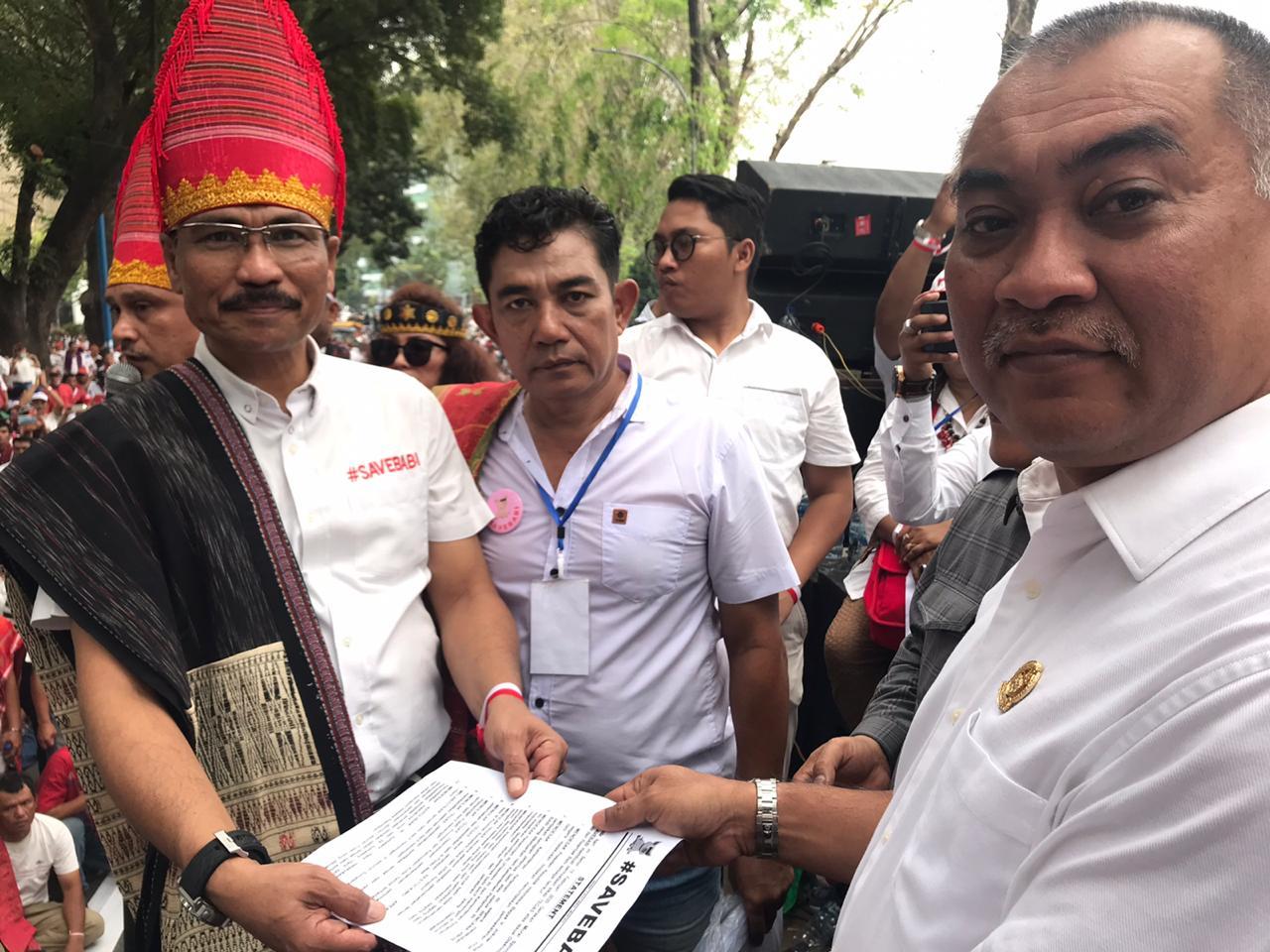 Wakil Ketua DPRD Sumut, Katakan Isu Gubsu Melakukan Pemusnahan Babi Fitnah