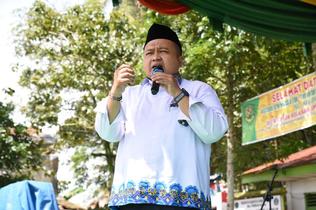 Anggota DPRD Tapanuli Selatan, Hadiri Pengajian BKMT