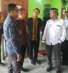 Anggota DPRK Aceh Selatan, Kunjungi Gampong Sidorejo Langsa Lama