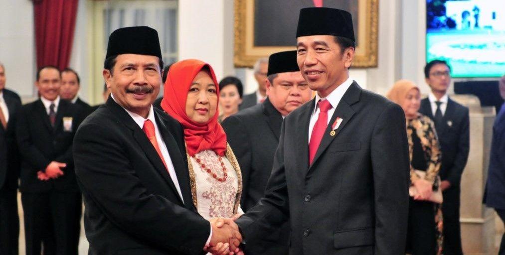 Jokowi: BPIP Punya Tugas Bumikan Pancasila pada Anak Muda