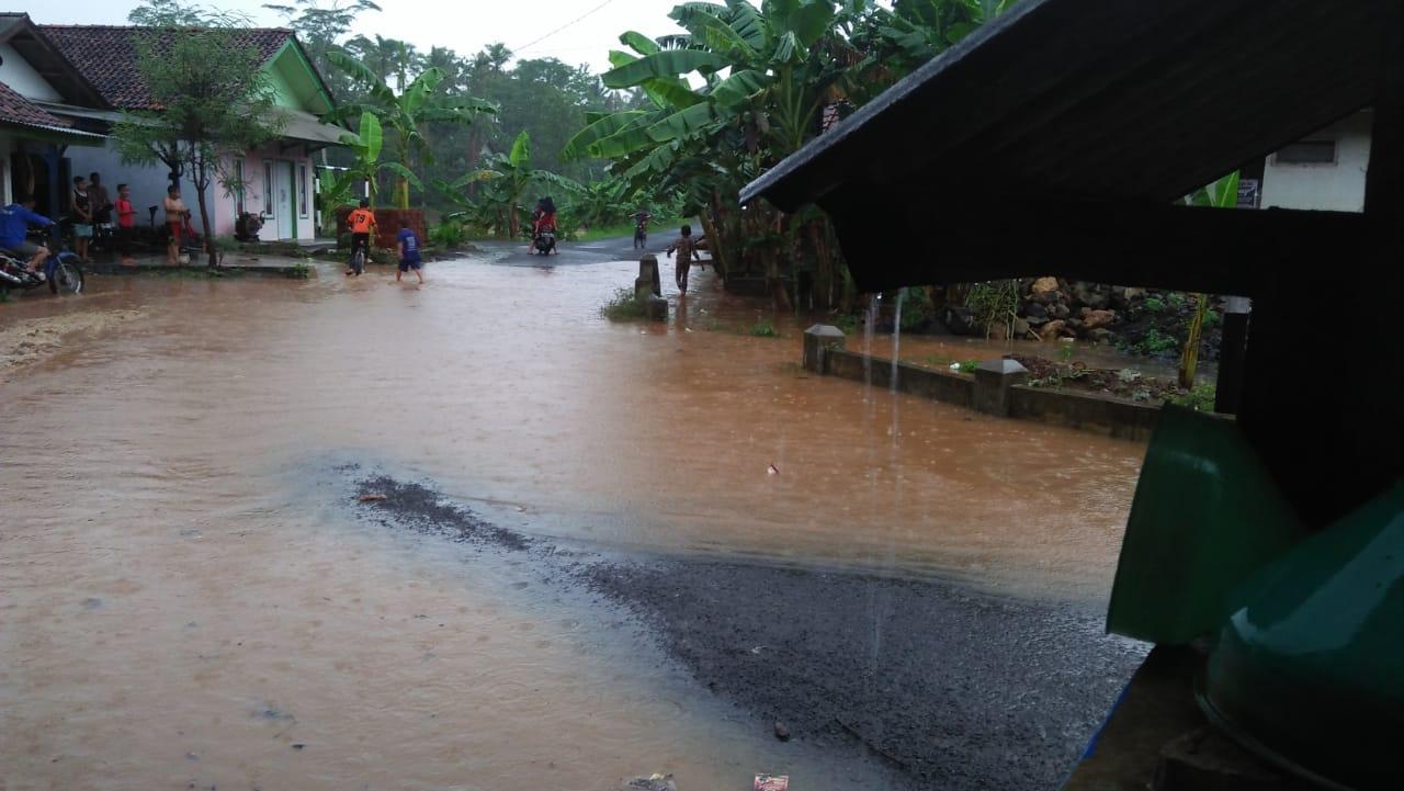 Banjir di Ciamis, Akibat Draenase Tidak Berfungsi