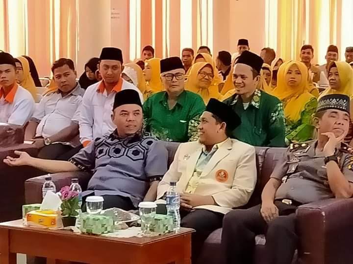 Bupati Labuhanbatu, Hadiri Pelantikan PD Pemuda Muhammadiyah