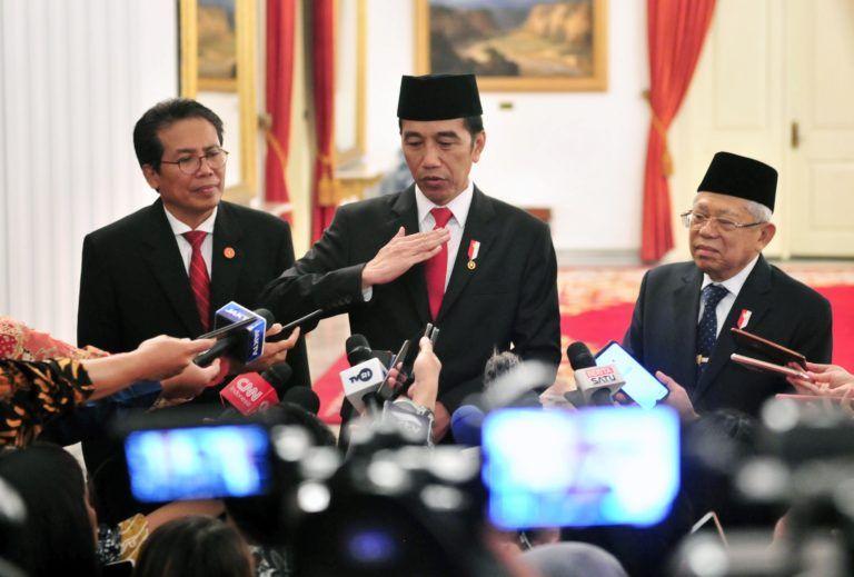 Terkait WNI Terkena Virus Corona di Singapura, Jokowi: Sudah Ditangani dan Didampingi KBRI