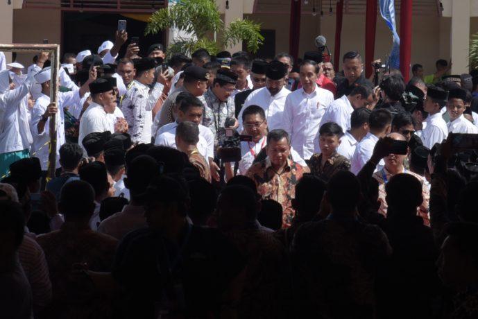Jokowi: Tata Kelola Anggaran Harus Bersih, Transparan, dan Akuntabel
