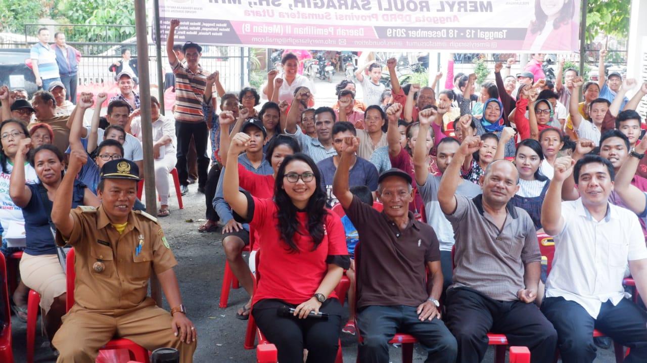 Anggota DPRD Sumut, Desak Pempovsu Bangun SMA/SMKN di Medan Selayang