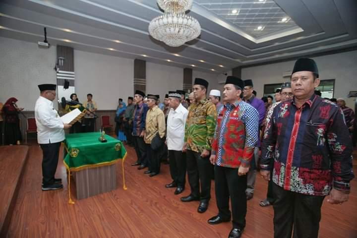 Dewan Pengawas dan Dewan Hakim MTQ Tingkat Kota Medan Tahun 2020 Harus Amanah