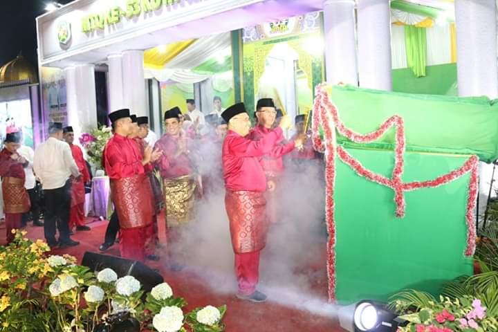 Akhyar Buka MTQ ke 53 Tingkat Kota Medan, Berharap Lebih Baik dari Sebelumnya