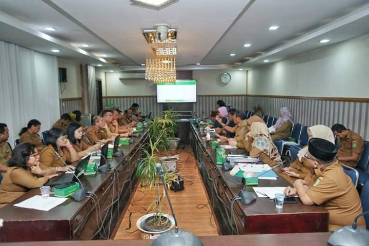 Balitbang Kota Medan Gelar Sosialisasi dan Bimtek OJS Jurnal Pembangunan Perkotaan