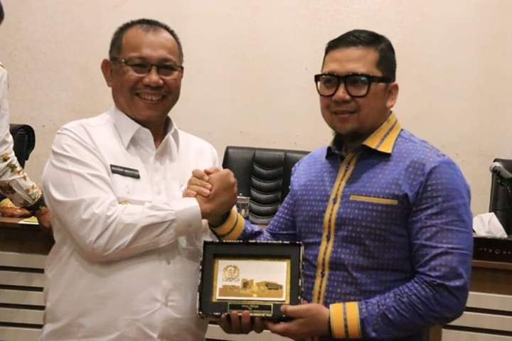 Terima Kunker Komisi II DPR RI, Plt Walikota Medan Sampaikan KekuranganBlanko E-KTP