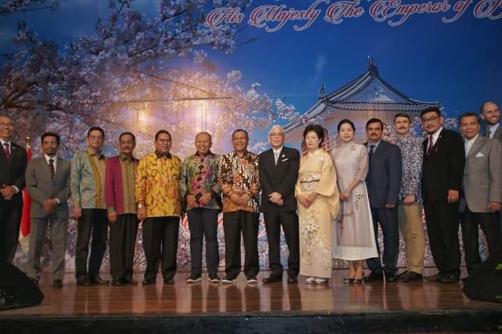 Akhyar Harap Hubungan Kerjasama Jepang dengan Indonesia dapat Ditingkatkan Lagi