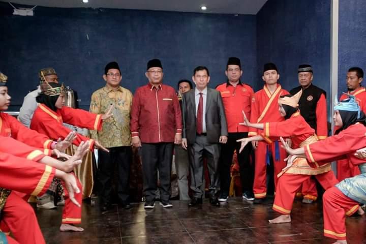 Plt Walikota Medan Buka Musda Pimda 018 Tapak Suci Muhammadiyah Kota Medan