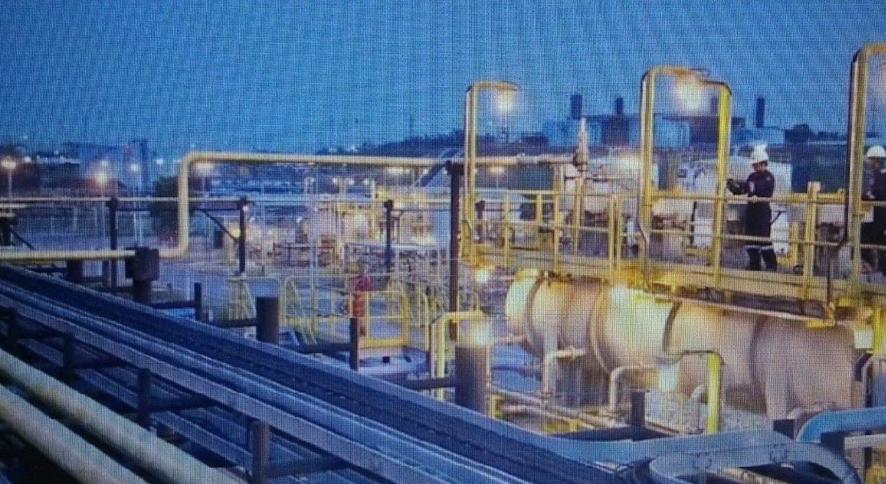 Indonesia Hentikan Pasokan Gas ke Singapura Tahun 2023