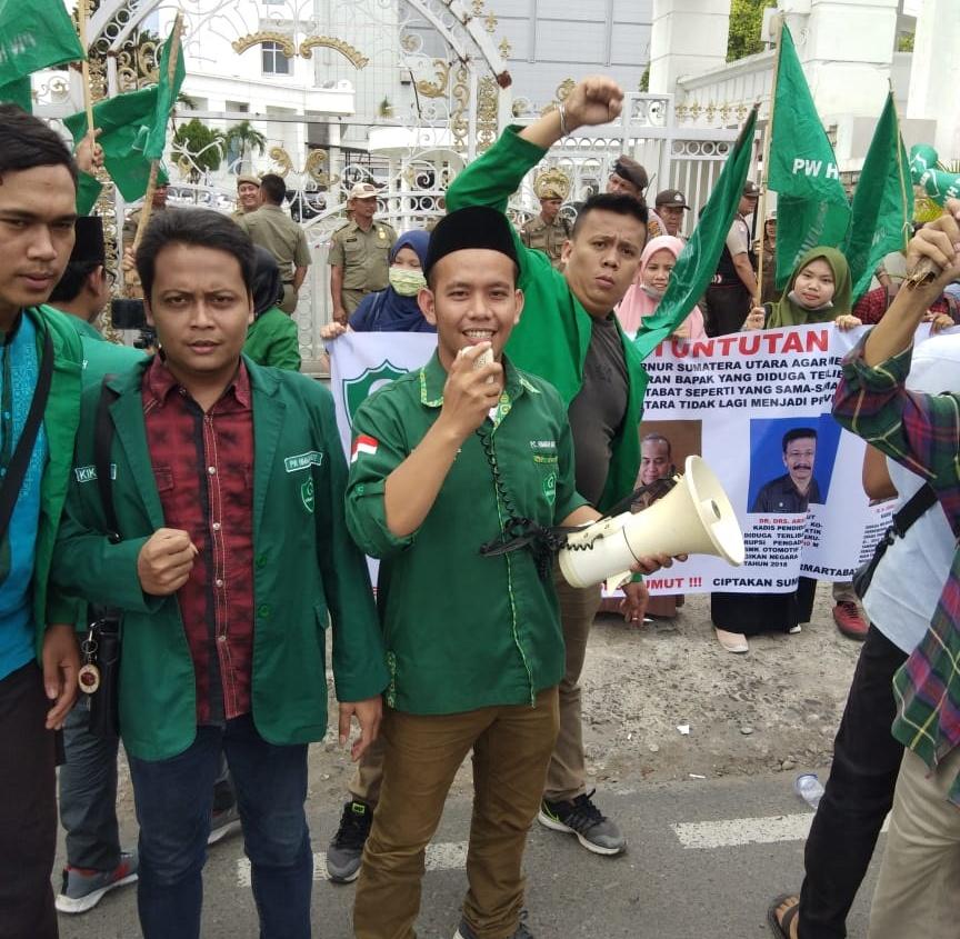 HIMMAH Medan, Dukung Polda Sumut Berantas Narkoba dan Begal