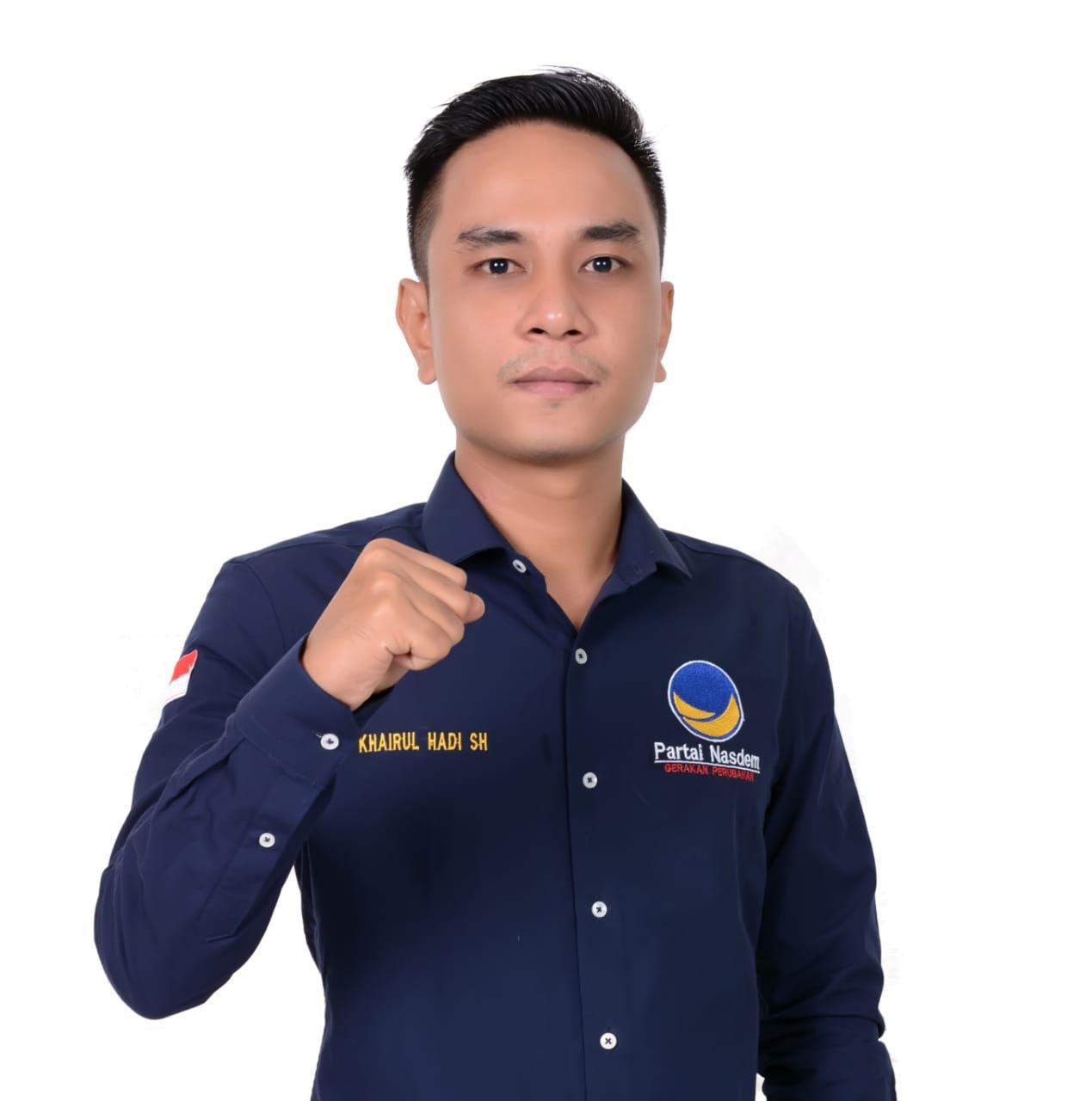 Liga Mahasiswa Nasdem Medan All Out Dukung Bobby Jadi Walikota Medan