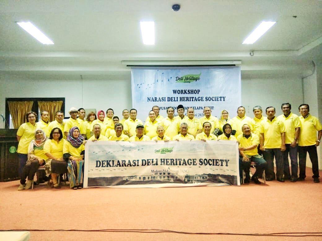 Deklarasi Deli Heritage Society