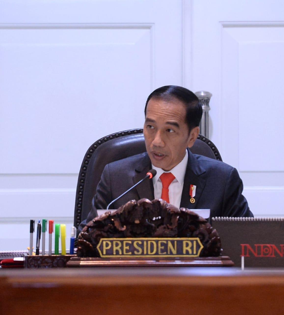 Jokowi: WNI di Provinsi Hubei Sehat dan Senang akan Kembali
