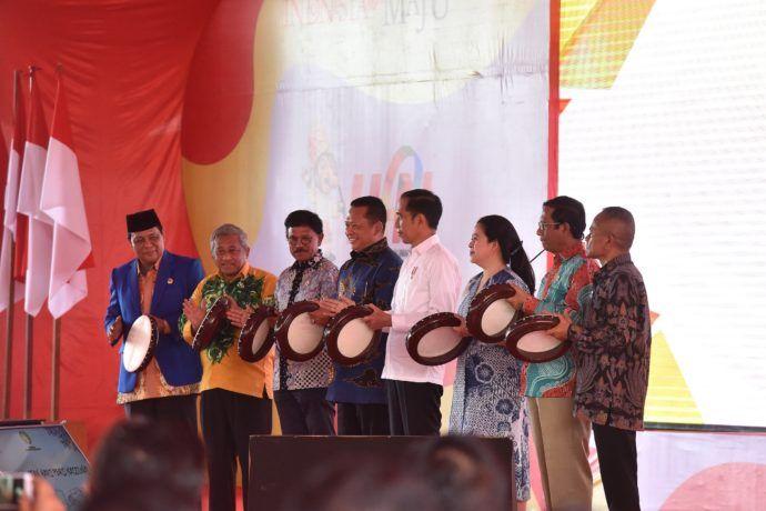 Hadiri HPN Tahun 2020, Presiden Jokowi: Insan Pers adalah Teman Saya