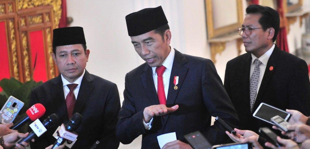 Presiden Jokowi: Identifikasi 689 Eks ISIS WNI, Cegah Tangkal di Imigrasi