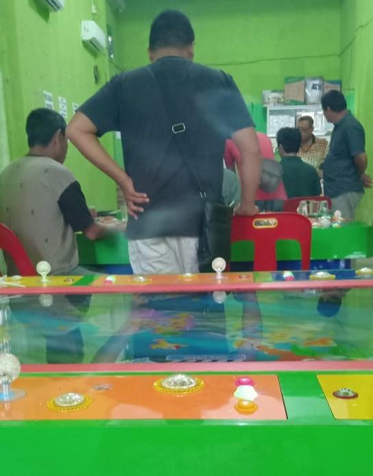 Judi di Labuhanbatu, Bermodus Permainan Ketangkasan Tembak Ikan