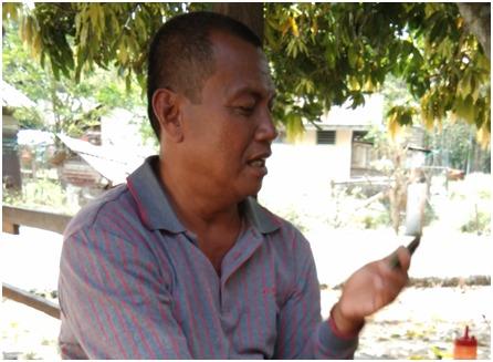 Kabag Teknik PDAM Langsa Gotong Royong
