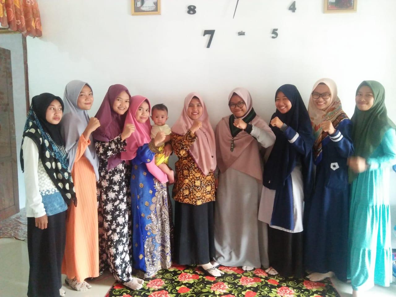 Kohati STAI JM Tanjung Pura, Laksanakan Doa Bersama untuk Alumni