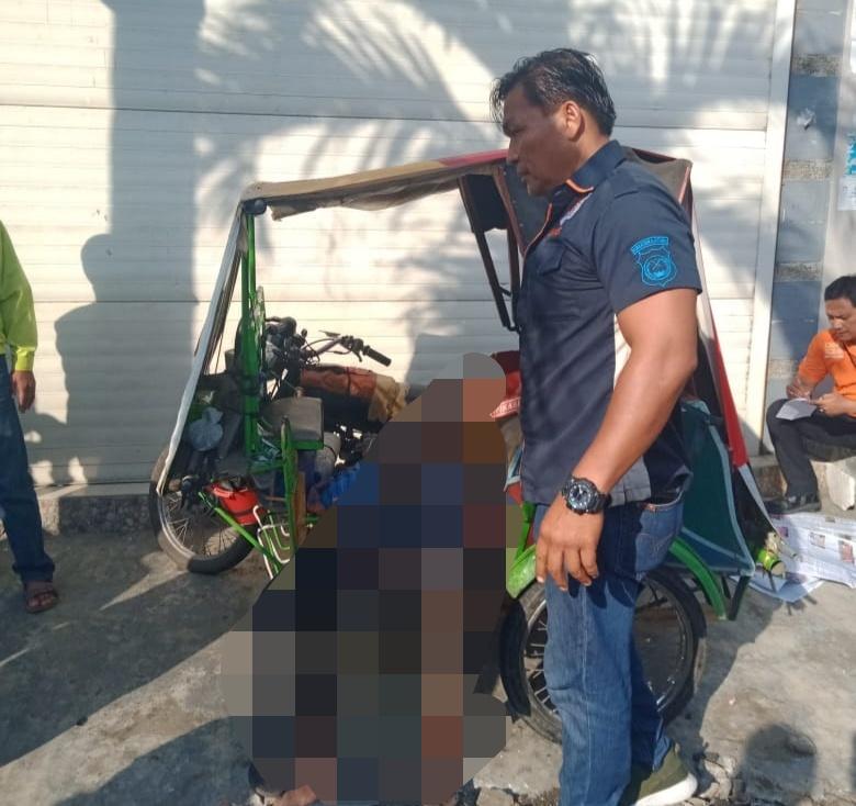 Penarik Becak di Medan, Ditemukan Tak Bernyawa (2)