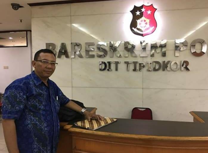 Dugaan OTT Pungli Camat Babalan, LPK Kecewa Terhadap Kinerja Polres Langkat