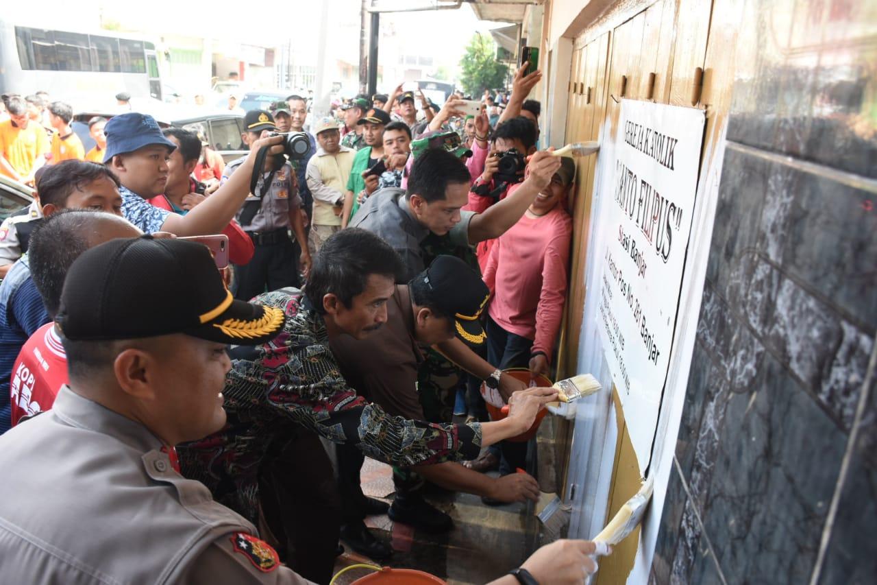 Wakil Wali Kota Banjar, Ajak Masyarakat Peduli dan Menjaga Lingkungan