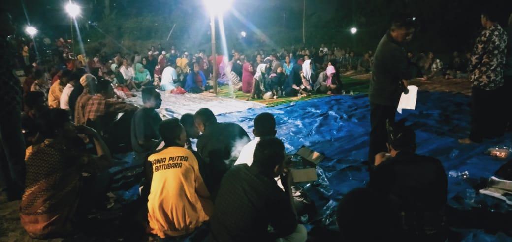 Warga Kuala Tanjung Musyawarah Akbar, Ini Kesepakatannya
