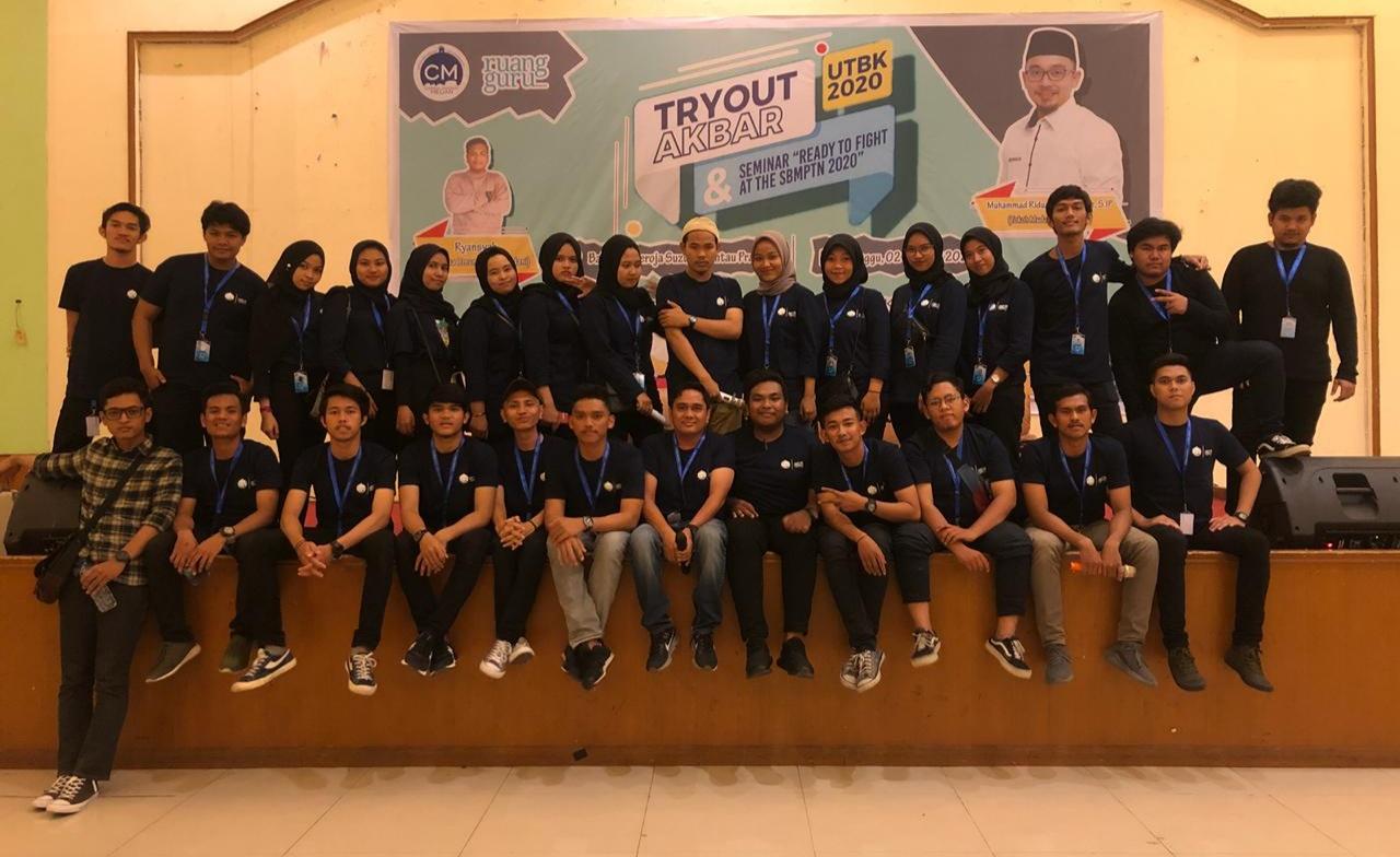 Jelang Penerimaan Mahasiswa PTN 2020, Carani Madani Gelar Tryout Akbar