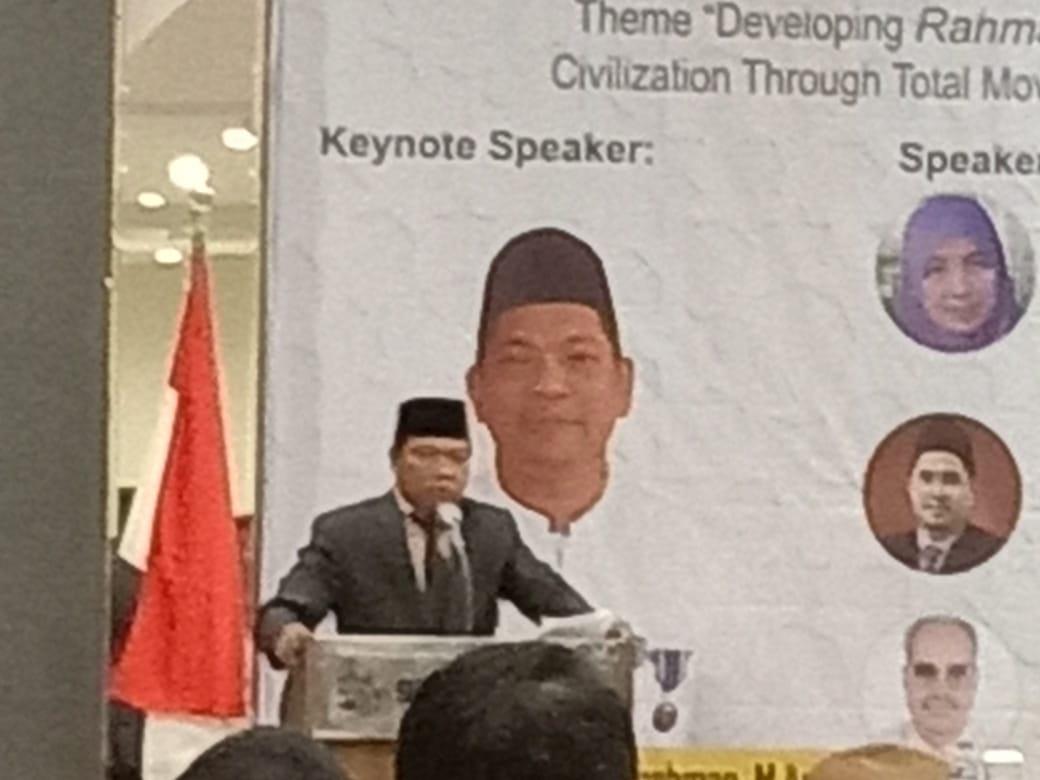 Seminar Internasional Islam Transitif, Dari Sosialisme Islam ke Total Produksi