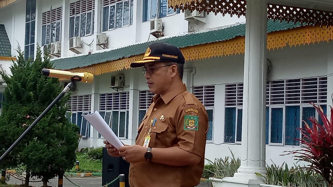 Pemkab Langkat, Bertekad Raih Predikat WTP TA 2019