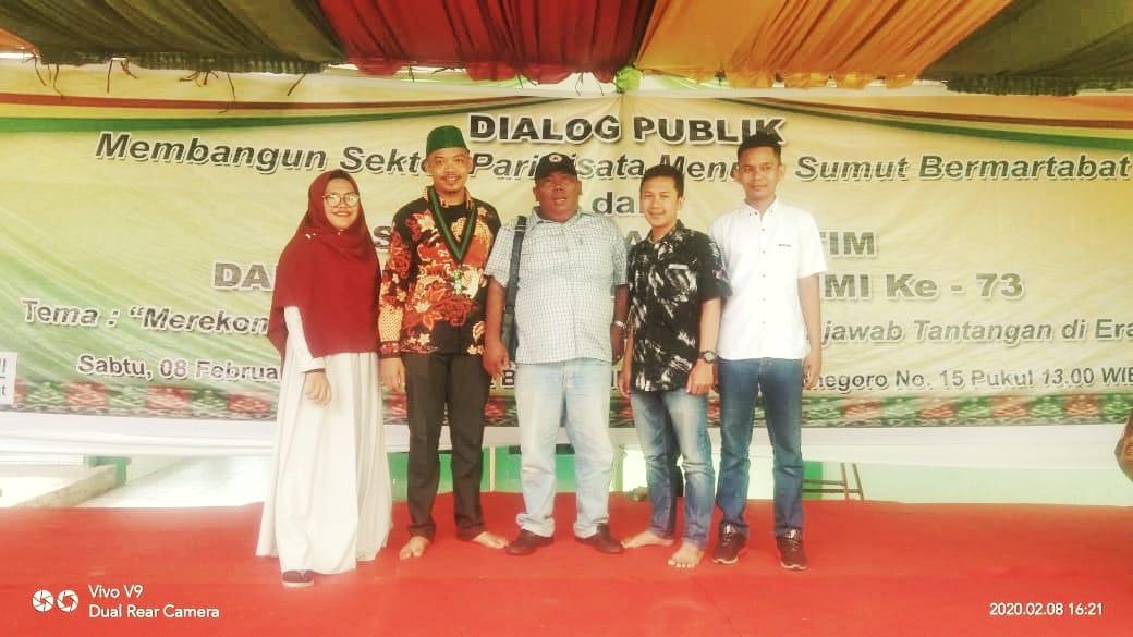 Gubernur Harus Sedia Tanah untuk KAHMI Sumut dan Badko HMI, Kata Senior HMI