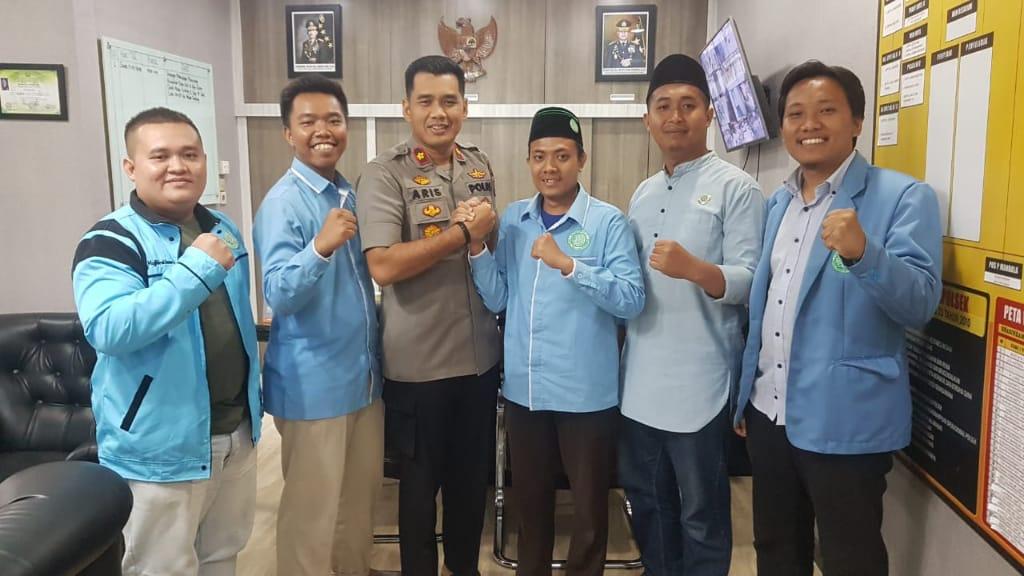 DPK BKPRMI Medan Tembung, Apresiasi Kapolsek Percut Sei Tuan Terima Penghargaan Kapolri