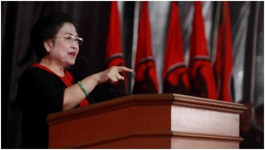 Ibu Megawati Merasa Kesal : Anak Tak Mampu Jangan Dipaksa-paksa Jadi Pemimpin