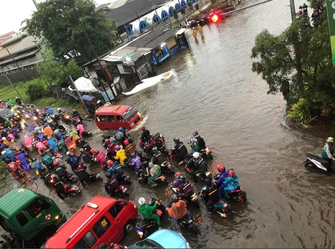 Hujan di Jakarta, Ini Wilayah yang Terendam Banjir