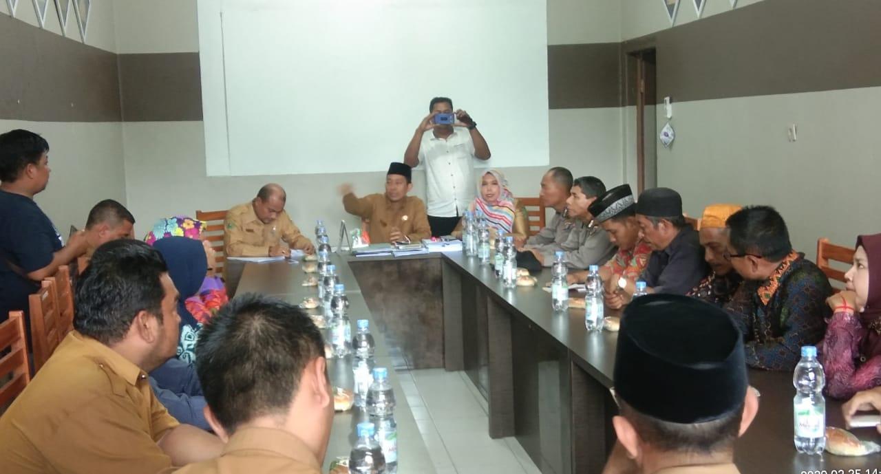 Kemenag Langkat, Singgung Jokowi saat Bertemu Guru Honorer