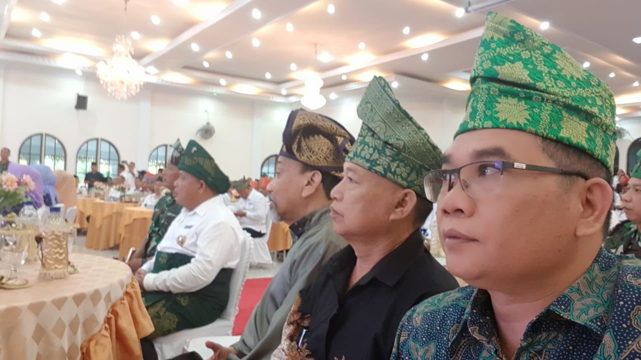 Musrenbang Provsu Wilayah Pantai Timur, Ralin Sinulingga Kecewa Biografi Kabupaten Langkat Tidak Ditayangkan