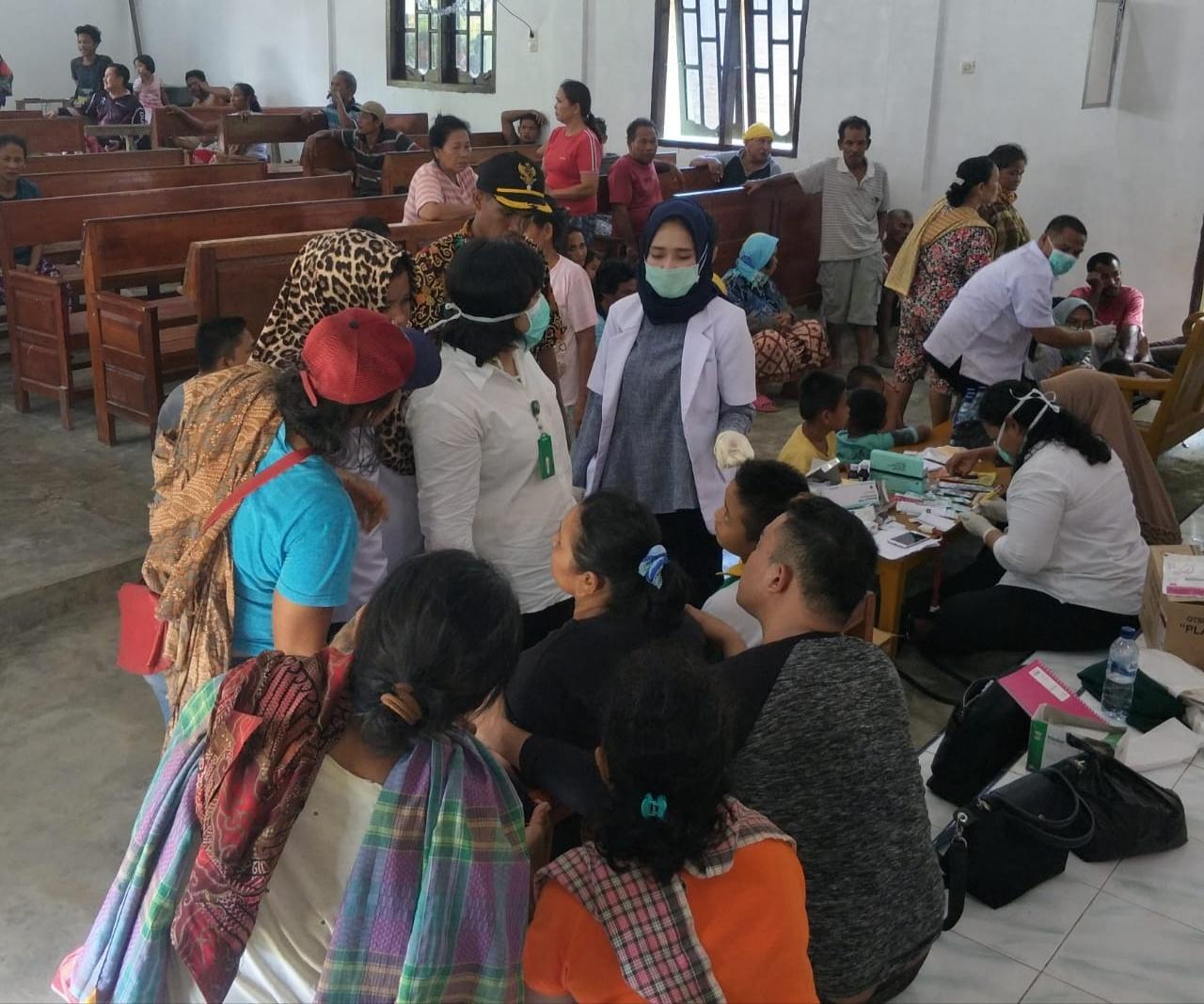 27 Warga Langkat, Dirujuk ke Rumah Sakit Diduga Keracunan Makan Daging Babi