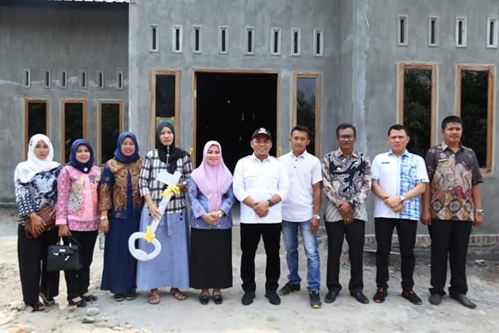 Bupati Labuhanbatu, Berbagi Berkah kepada Masyarakat Kecamatan Bilah Hilir