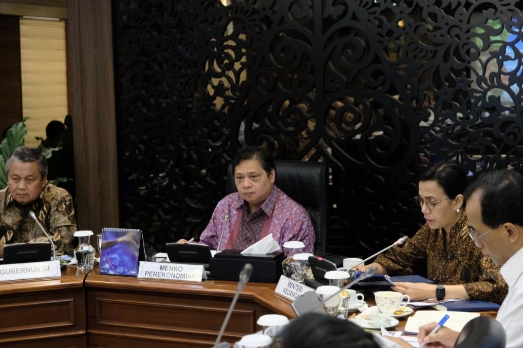 Pemerintah dan BI Komitmen Jaga Nilai Inflasi