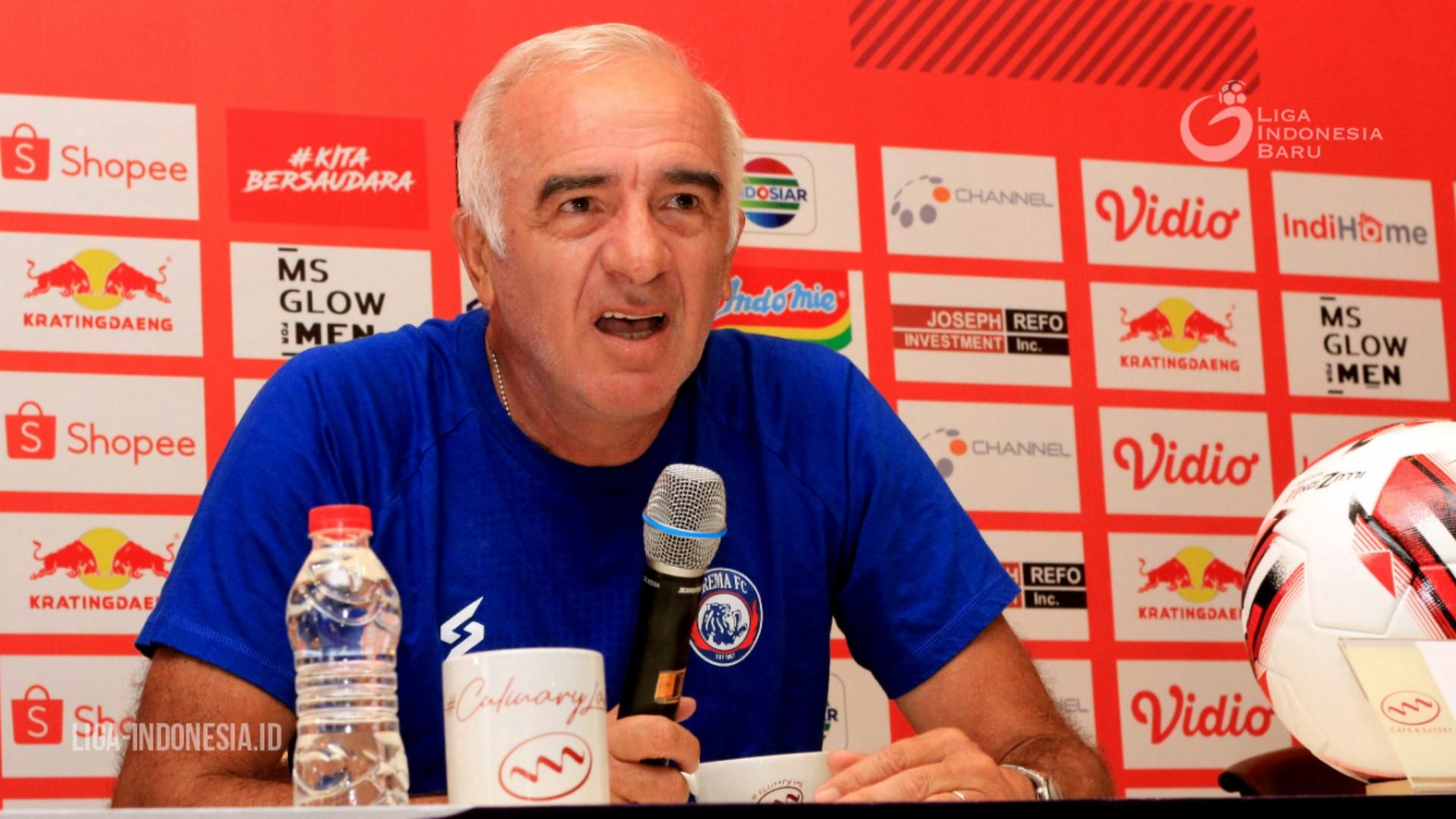 Arema FC Waspadai Dua Striker Anyar Persib