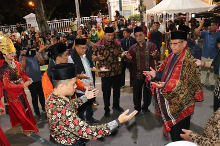 Pesona Colorful Medan Wadah Perkenalkan dan Promosikan Wisata Kota Medan