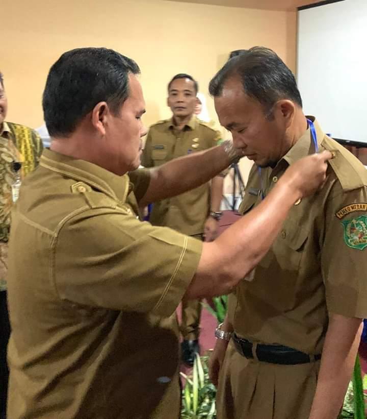 Plt Walikota Medan Singgung Kesejahteraan Dokter