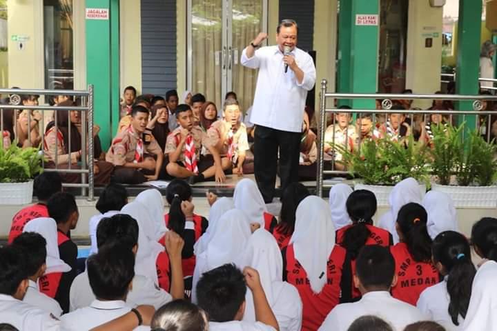 Pelajar Diharapkan Sebagai Agent of Public Relation