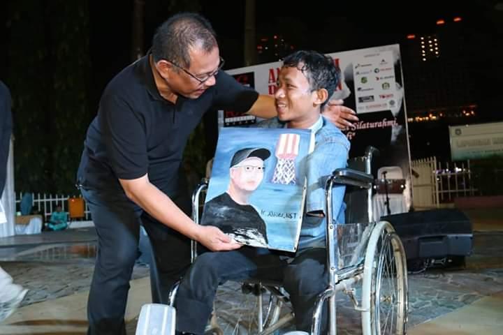 Malam Anugerah PFI Medan 2020, Akhyar: Satu Foto Punya Seribu Arti