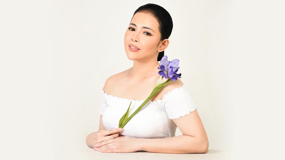 Model Cantik Vania Clara Wijaya, Berbagi Tips Cegah Covid-19