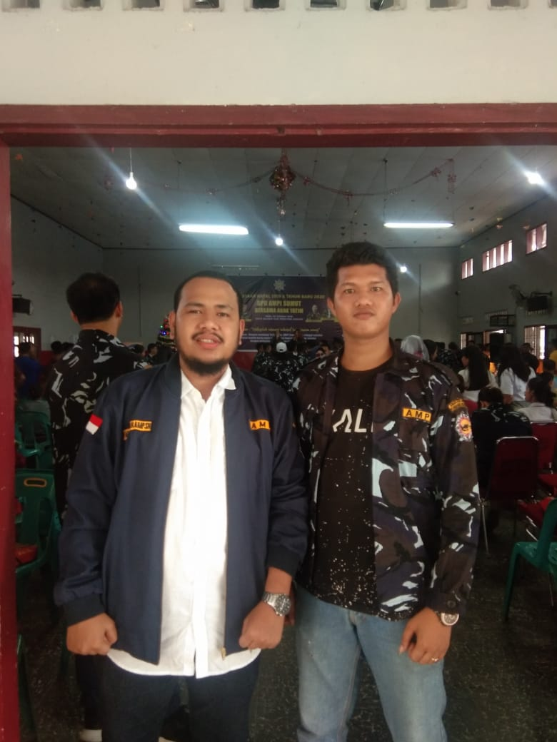 Sudah 2 Positif Corona di Medan, SATMA AMPI SUMUT : Jangan Panik!