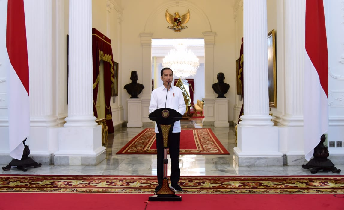 Terkait Covid-19, Jokowi Tiadakan Pelaksanaan UN 2020