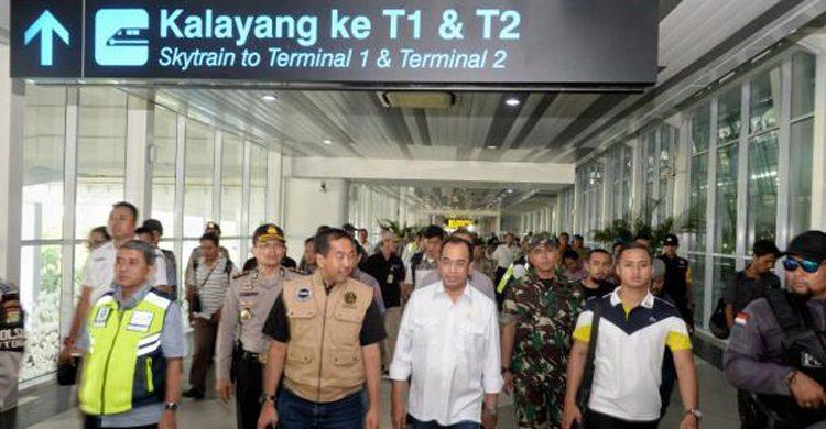 Dirut AP II: Protokol Standar Penanganan Covid-19 Telah Diterapkan di Bandara Indonesia